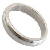 حلقه ازدواج نقره رینگ جذاب