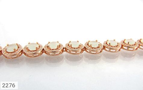 دستبند نقره درشت زنانه - 2276