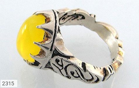 عکس انگشتر عقیق شرف الشمس رکاب یاعلی