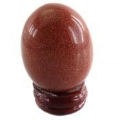 تندیس دلربا تخم مرغی درخشان و جذاب