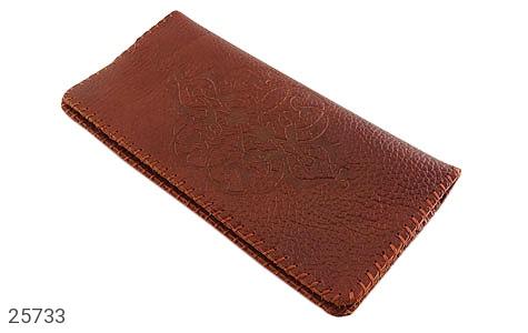 کیف چرم طبیعی طرح کلاسیک دست ساز - 25733