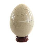 تندیس سنگی طرح تخم مرغی