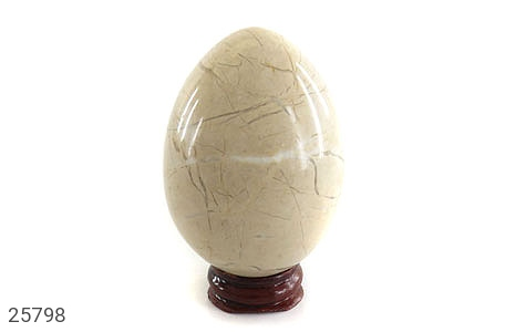 تندیس سنگی طرح تخم مرغی - 25798