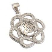 مدال نقره طرح الله زنانه