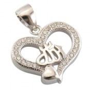 مدال نقره طرح الله و عشق زنانه