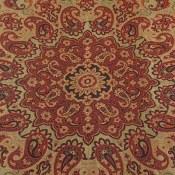 ترمه رومیزی ابریشم برند لقمانی یزد