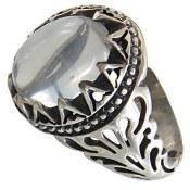 انگشتر نقره در نجف کلاسیک مردانه