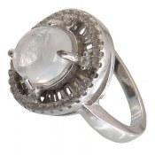 انگشتر نقره در نجف طرح آرمیتا زنانه