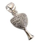 مدال نقره طرح پریناز زنانه