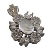 مدال نقره در نجف طرح بهگل زنانه
