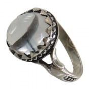 انگشتر نقره در نجف دامله مردانه