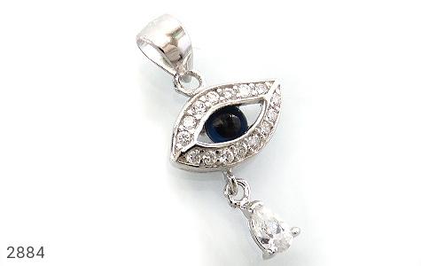 عکس مدال نقره چشم زخم زنانه