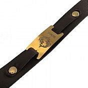 دستبند چرم طبیعی جذاب و خوش رنگ
