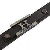 دستبند چرم طبیعی Hermes