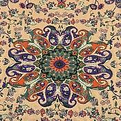 ترمه رومیزی طرح سنتی