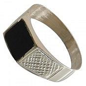 انگشتر نقره عقیق سیاه جذاب و ارزشمند