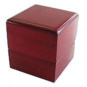 جعبه جواهر انگشتری چوبی