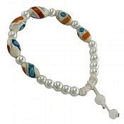 دستبند استخوان ظریف و زیبا زنانه