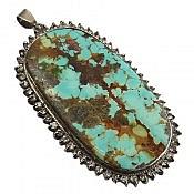 مدال نقره فیروزه نیشابوری شجر زیبا و ارزشمند زنانه