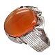 انگشتر نقره عقیق یمن حکاکی شرف الشمس ارزشمند مردانه