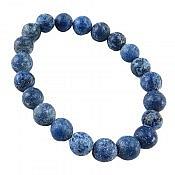 دستبند جید آبی زیبا زنانه