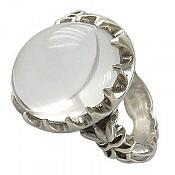 انگشتر نقره در نجف زیبا و خوش نقش مردانه