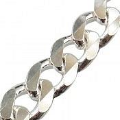 دستبند نقره 24 سانتی مردانه