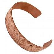 دستبند مس طرح سنتی زنانه