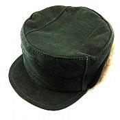 کلاه جیر طببعی سبز مردانه