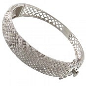 دستبند نقره ارزشمند زنانه