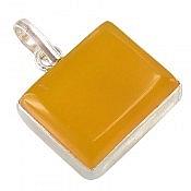 مدال نقره عقیق شرف الشمس دست ساز
