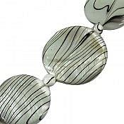 دستبند صدف طرح مهین زنانه