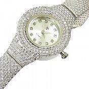 ساعت مچی نقره لوکس و ارزشمند زنانه