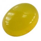 نگین تک عقیق زرد شرف الشمس