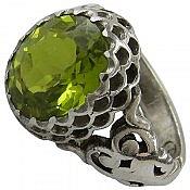 انگشتر نقره زولتنایت شاهانه مردانه