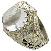 انگشتر نقره در نجف شفاف و زلال مردانه