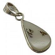 مدال نقره عقیق شجر