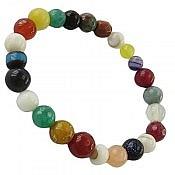 دستبند چندنگین طرح شادی زنانه