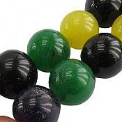 تسبیح جید 33 دانه خوش رنگ