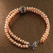 دستبند مروارید فاخر زنانه
