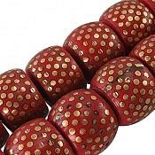 تسبیح سندلوس 33 دانه خوش رنگ