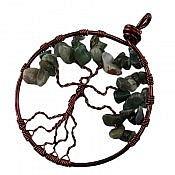 مدال مس جاسپر طرح درختچه
