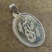 مدال نقره علی ولی الله