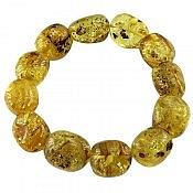 دستبند کهربا بولونی لهستان ارزشمند