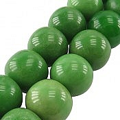 تسبیح سندلوس آلمان 33 دانه سبز خوش رنگ