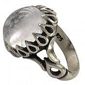 انگشتر نقره در نجف دوراشکی مردانه