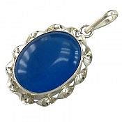 مدال نقره چشم گربه خوش رنگ