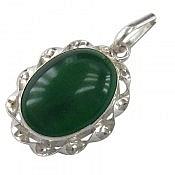 مدال نقره چشم گربه سبز