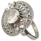 انگشتر نقره در نجف طرح تابان زنانه