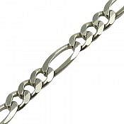 زنجیر نقره 65 سانتی